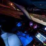 Interior LED Light Bars