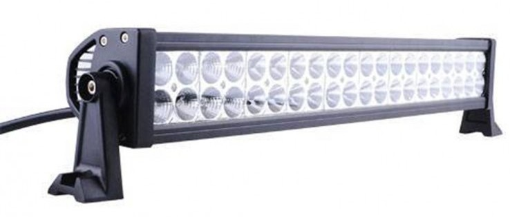 Penton 120w 24 Inch Led Light Bar Review-
