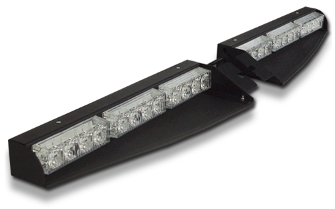 Black-Hawk 3 Interior Visor Led TIR Light Bar