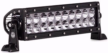 10 Inch D-Series 100w Double Row LED Light Bar