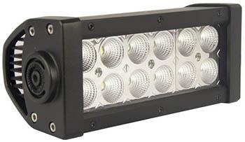 MICTUNING 8-inch 36W LED Light Bar