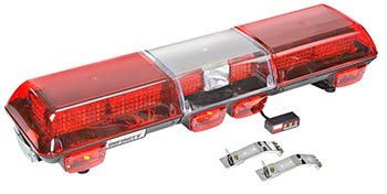 Finding the best emergency led light bars wolo infinity 3 led emergency warning light bar aloadofball Image collections
