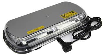 Xtreme 44 inch LED Emergency Hazard Flashing LED Roof Strobe Light Bar with Magnetic Base