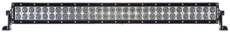 Black Oak LED Double Row LED 40-Inch D-Series