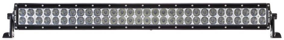 Black Oak LED Double Row LED 40-Inch D-Series