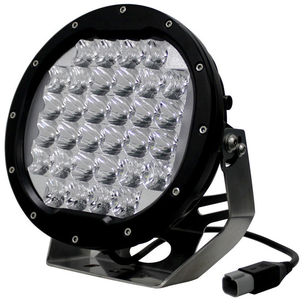 Black Oak LED R-Series 5 & 7-inch Round LED Light Bar Specs