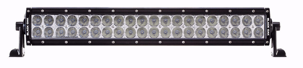 BlackOAKLED D-Series 20-inch Osram 3W-5W Light Bar Specs