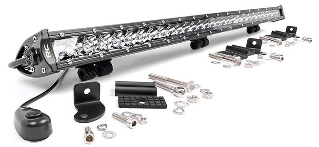 Rough Country Single-Row 30-inch LED Light Bar Review