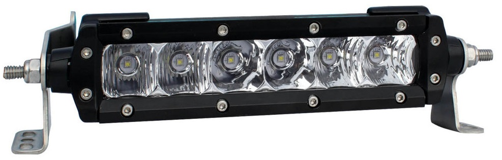Black oak 6 inch s series led light bar review lightbarreport black oak 6 inch s series led light bar review aloadofball Image collections