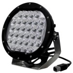 Black Oak R-Series Round LED Lights Review