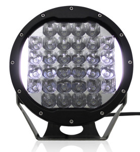 Black Oak Round LED Light Bars Review 2