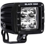 Black Oak Turret Style LED Light Pod Review