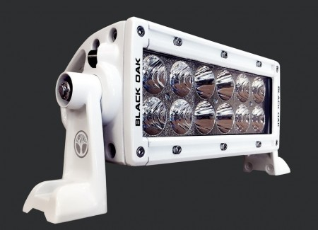 Black Oak LED 6 Inch M-Series Double Row Light Bar Review