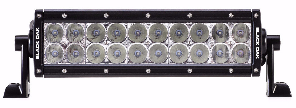 BlackOakLED 10 Inch D-Series LED light bar report