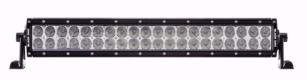 BlackOakLED 20 Inch D-Series LED light bar review