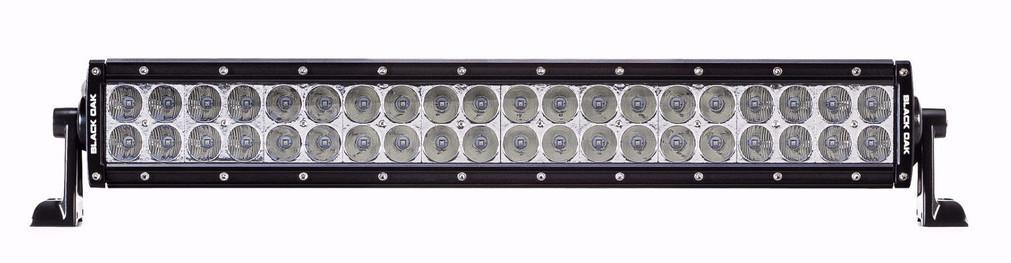 BlackOakLED 20 Inch D-Series LED light bar review