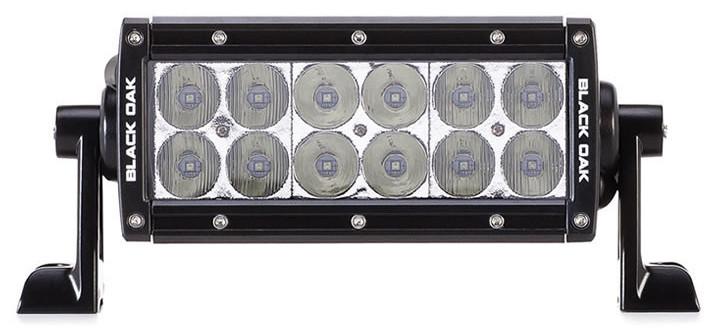 BlackOakLED 6 Inch D-Series LED light bar review