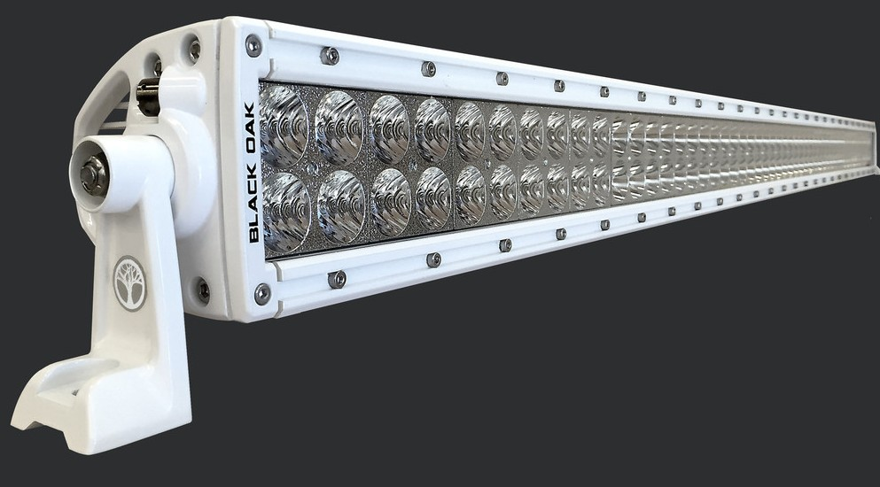 Black Oak Led 50 Inch Double Row Marine Led Light Review