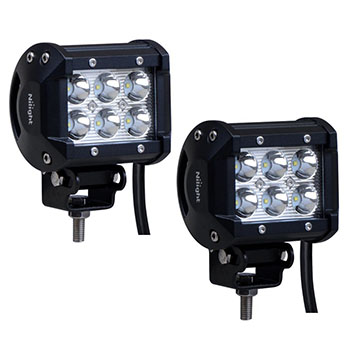 Nilight Cree LED 4 Inch LED Light Bar