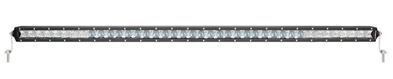 Best 42 inch led light bar reviews lightbarreport auxbeam 42 inch single row led light bar with 5d projector lens technology mozeypictures Gallery