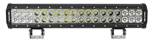 Eyourlife 17-Inch LED Light Bar with 36 High-Intensity CREE LEDs in FloodSpot Combo