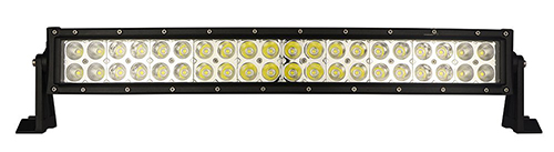 MICTUNING 3B139C 22-Inch 120W Curved CREE LED Light Bar Combo Beam with Wiring Kit
