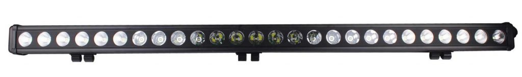 Rogue Series 48-Inch LED Light Bar in Spot Beam with 10W CREE LEDs