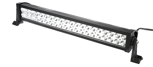 Topcarlight 24-Inch 120w LED Light Bar Floodspot Combo Beam for Work and Play