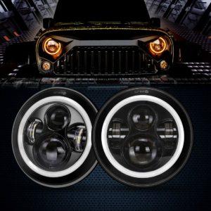 Best Jeep Wrangler LED Headlights for Reviewed (2019) Expert